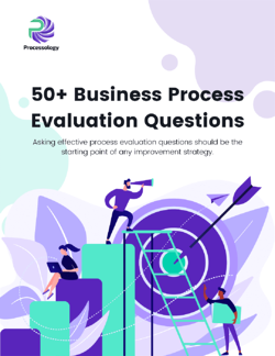 50+ Process Evaluation Questions - Lead Magnet Cover 2