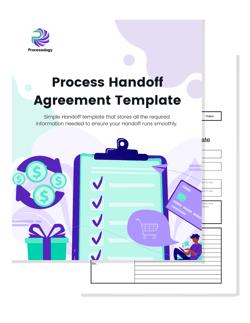 Process Handoff Agreement Template - Lead Magnet LP Image